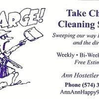 Take Charge Cleaning