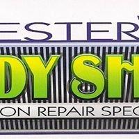Lester's Body Shop