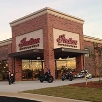 Mall of Georgia Indian Motorcycle
