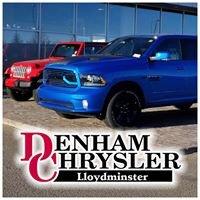 Denham Chrysler Lloydminster Jeep Dodge Ram SRT