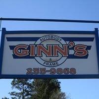 Ginn's Autobody & Frame Shop