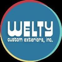 Welty Custom Exteriors, Inc.
