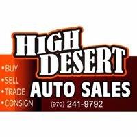 High Desert Auto Sales LLC