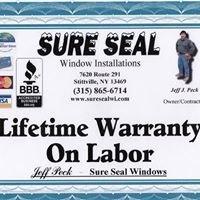 Sure Seal Installations