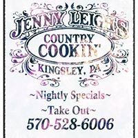 Jenny Leigh's Country Cookin'