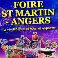 Foire St Martin - Angers