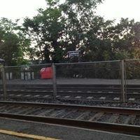 Lyndhurst Train Station