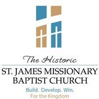 The Historic St. James Missionary Baptist Church