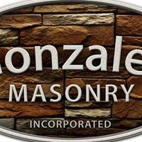 Gonzalez Masonry Inc.