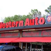 Western Auto (Forrest City,AR)