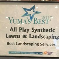 All Play Synthetic Lawns And Landscaping