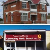 Rupanyup / Minyip Community Bank Branches