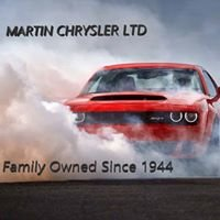 Martin Chrysler LTD