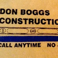 Don Boggs Construction 217-259-5377