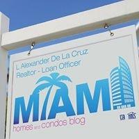 Miami Homes and Condos - Alexander De La Cruz