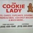 """""""The cookie lady"""""""