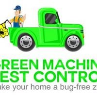 Green Machine Pest Control