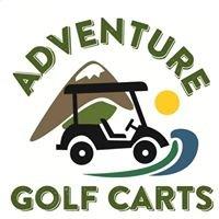 Adventure Golf Carts