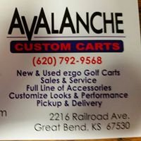 Avalanche Custom Carts
