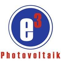 E³ Photovoltaik