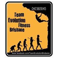 Team Evolution Fitness Brisbane