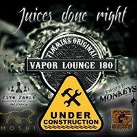 Vapor Lounge 180