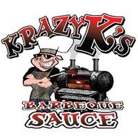 Krazy K's BBQ Sauce