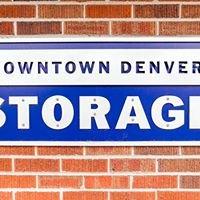 Downtown Denver Storage