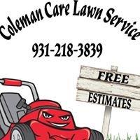 Coleman Care Lawn Service