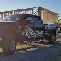 Cochrane Construction & Renovation