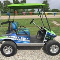 Brooks Golf Carts