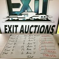 EXIT Realty Bob Lamb Auction Division Firm #5515