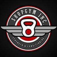 ShopGym Inc.