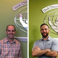 Unruh Chiropractic and the Wellness Champions