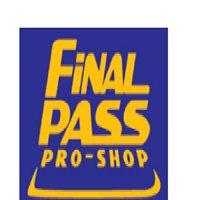FINAL PASS PRO SHOP