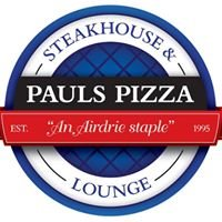 Pauls Pizza Airdrie
