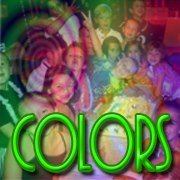 Colors Birthday Party Place