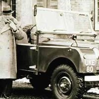 The original Land Rover Gearshop