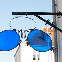 Den blå brille