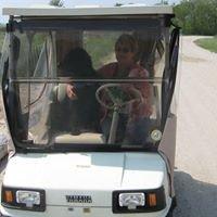 Just Peachie Golf Carts