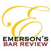 Emerson's Bar Review