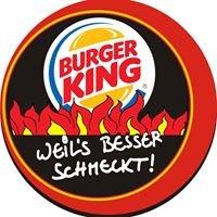 "Burger King ""Aire De Wasserbillig"""