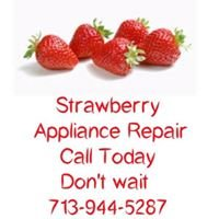 Strawberry Appliance Repair