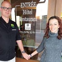 Hôtel restaurant des côtes de meuse