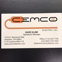 Cemco Electric Inc.
