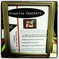 Kreative Coasters