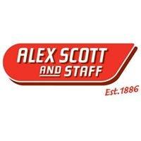 Alex Scott & Staff - Warragul
