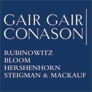 Gair Gair Conason Rubinowitz Bloom Hershenhorn Steigman & Mackauf