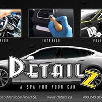 DetailZ a spa for your car