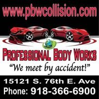 Professional Body Works